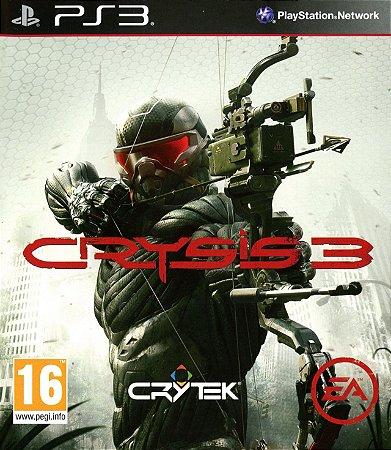 JOGO CRYSIS 3 PS3