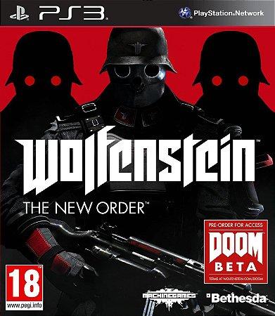 JOGO WOLFENSTEIN PS3