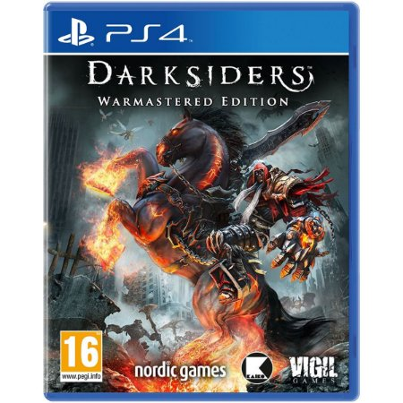 JOGO DARKSIDERS WARMASTERED EDITION PS4