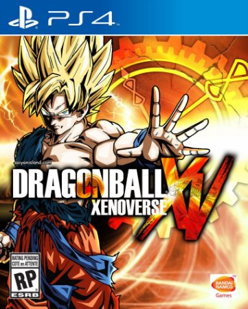 JOGO DRAGON BALL XENOVERSE PS4