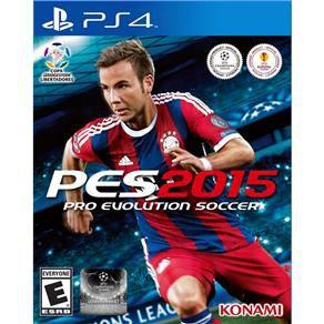 JOGO PES 15 PS4