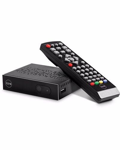 CONVERSOR TV DIGITAL C/GRAVADOR K900 KEO BIVOLT