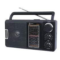 RADIO PORTATIL AM/FM C/ 12 FAIXAS RP69 LENOXX