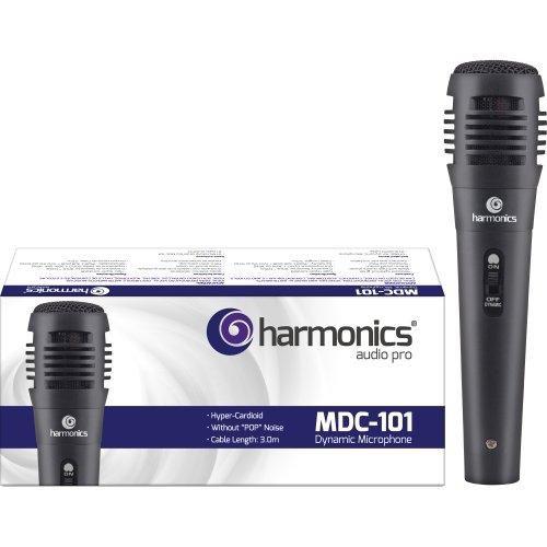 MICROFONE HARMONICS CABO 3,0M MDC101