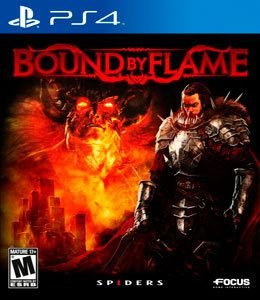 JOGO BOUND BY FLAME PS4