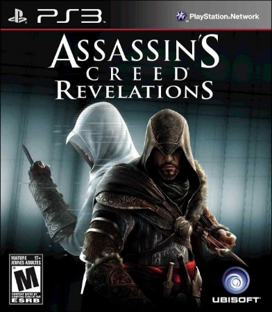 JOGO ASSASSIN.S CREED REVELATIONS PS3