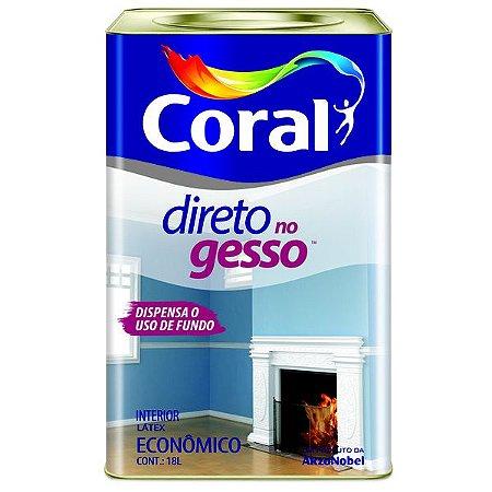 Coral Gesso  Branco 18L