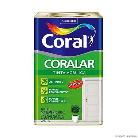 Coralar Econômico Branco 18L