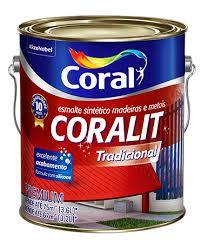 Coralit Alto Brilho Branco 3,6L