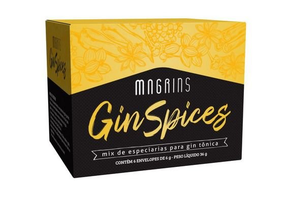 Magrins Gin Spices