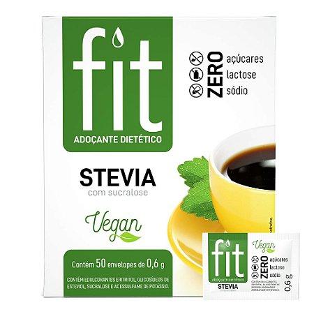 FIT Stevia com Sucralose Sachê