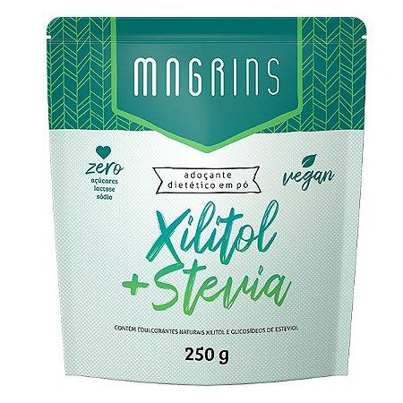 MAGRINS XILITOL + STEVIA - 250g