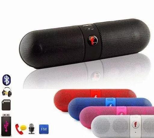 Caixa Som Portatil FiveStar Bluetooth 20w SmartPhone Usb Radio Fm SD
