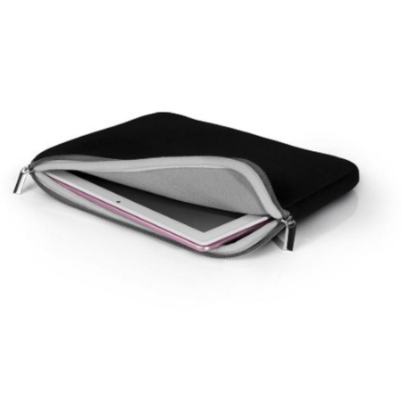 Case Neoprene para Notebook 15,6 Preto e Cinza Multilaser -