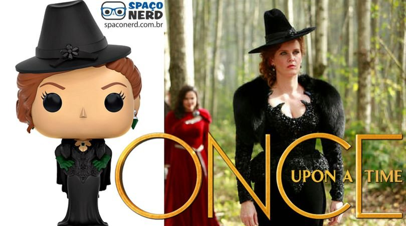 Funko Pop Vinyl Zelena- Once Upon a Time