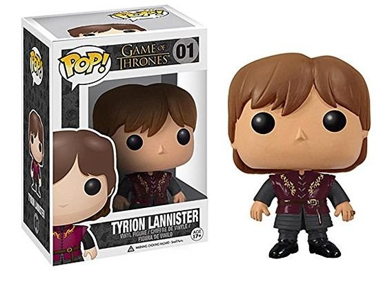 Funko Pop Vinyl Tyrion Lannister - Game of Thrones