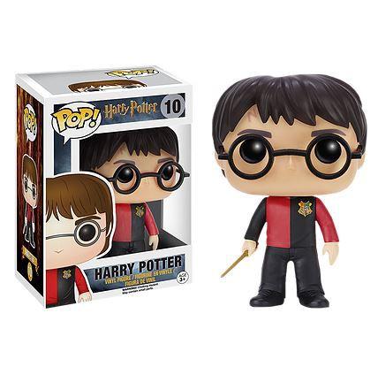 Funko Pop Vinyl Harry Potter (Triwizard) - Harry Potter