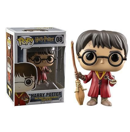 Funko Pop Vinyl Harry Potter (Quidditch) - Harry Potter
