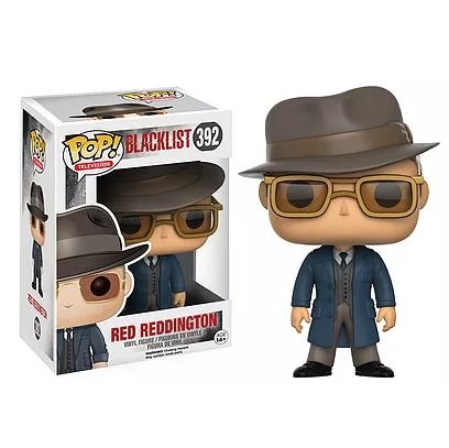 Funko Pop Vinyl Red Reddington - The Blacklist