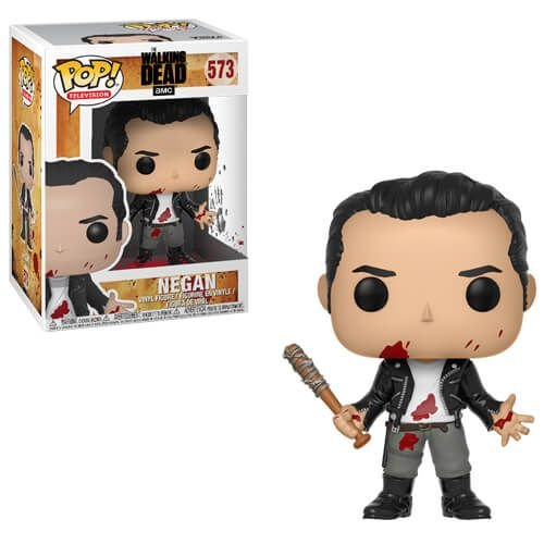 Funko Pop Vinyl Negan (Clean)  - The Walking Dead