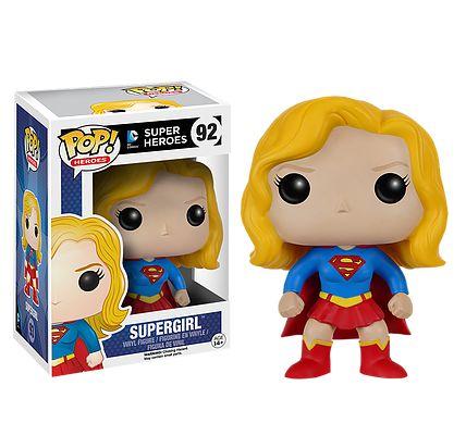 Funko Pop Vinyl Supergirl - Supergirl