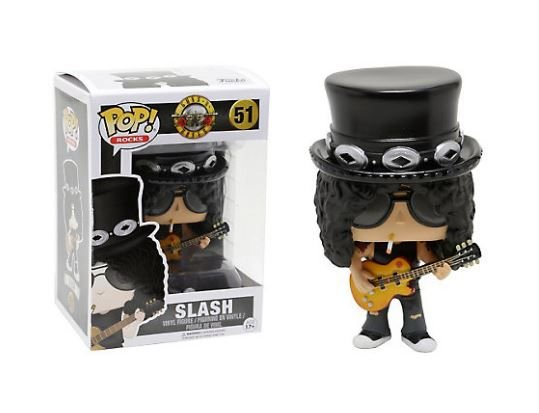 Funko Pop Vinyl Slash - Guns N´Roses