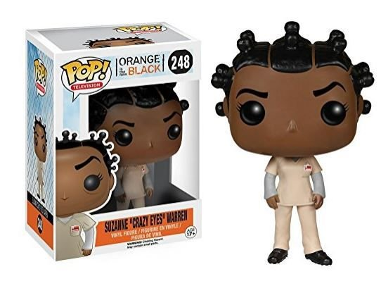 "Funko Pop Vinyl - Suzane ""Crazy Eyes"" Warren - Orange Is The New Black"