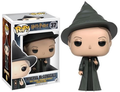 Funko Pop Vinyl Minerva McGonagall - Harry Potter #37
