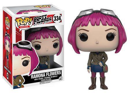 Funko Pop Vinyl Ramona Flowers - Scott Pilgrim