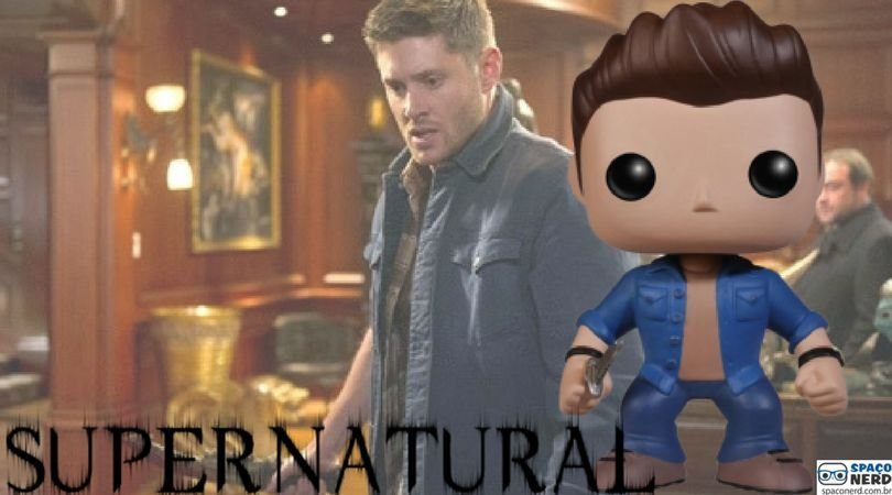 Funko Pop Vinyl Dean - Supernatural