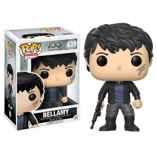 Funko Pop Vinyl Bellamy - The 100