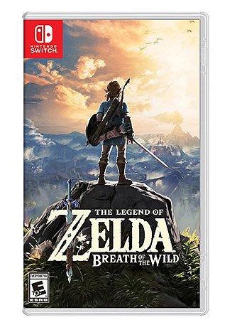 Legend of Zelda: Breath of the Wild - Nintendo