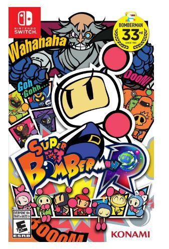 Super Bomberman R - Nintendo