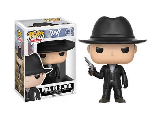 Funko Pop Vinyl Man In Black - Westworld