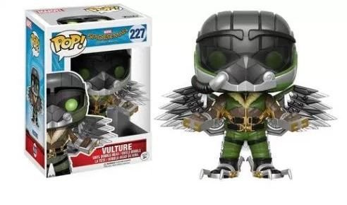 Funko Pop Vinyl Vulture  - Spider Man Homecoming