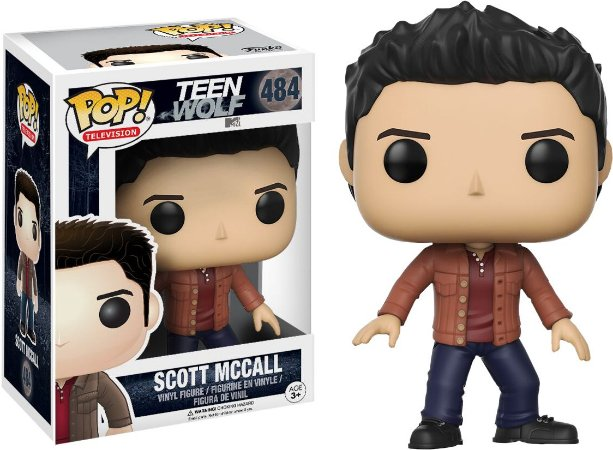 Funko Pop Vinyl Scott McCall -  Teen Wolf