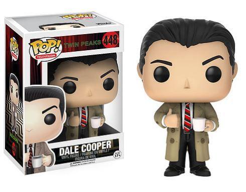 Funko Pop Vinyl Dale Cooper - Twin Peaks