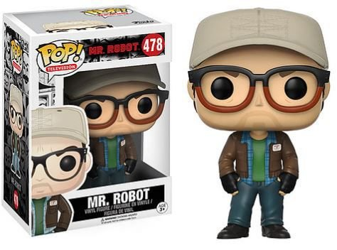 Funko Pop Vinyl Mr. Robot - Mr. Robot