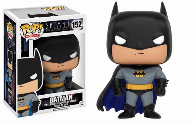 Funko Pop Vinyl Batman Série Animada