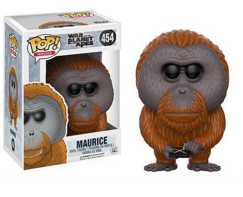 Funko Pop Vinyl Maurice - Planeta dos Macacos: A Guerra