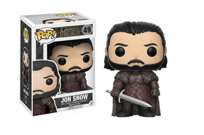 Funko Pop Vinyl Jon Snow - Game of Thrones
