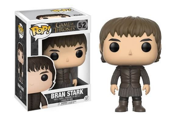 Funko Pop Vinyl Bran Stark - Game of Thrones