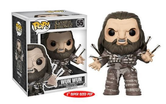 Funko Pop Vinyl Wun Wun - Game of Thrones