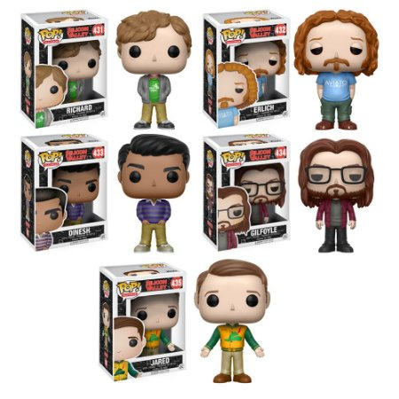 Funko Pop Vinyl Silicon Valley