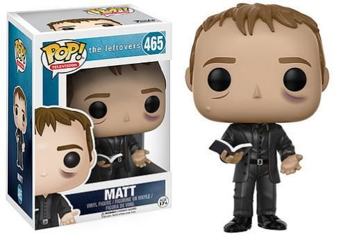 Funko Pop Vinyl Matt - The Leftovers