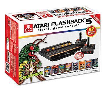 Atari Flashback - Importado