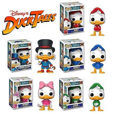Funko Pop Vinyl Duck Tales