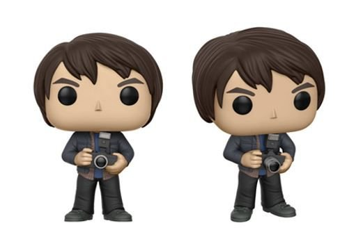 Funko Pop Vinyl Jonathan With Camera - Stranger Things