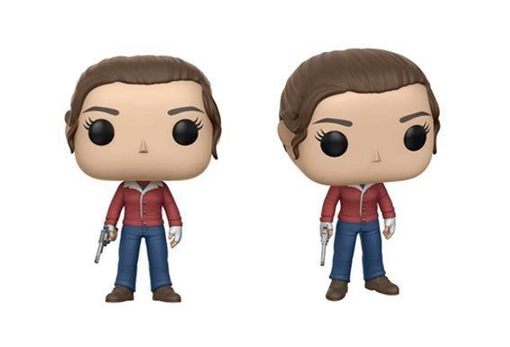 Funko Pop Vinyl Nancy With Gun - Stranger Things