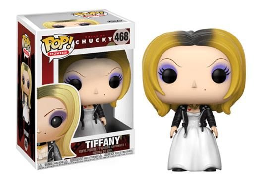 Funko Pop Vinyl Tiffany - Bride of Chucky